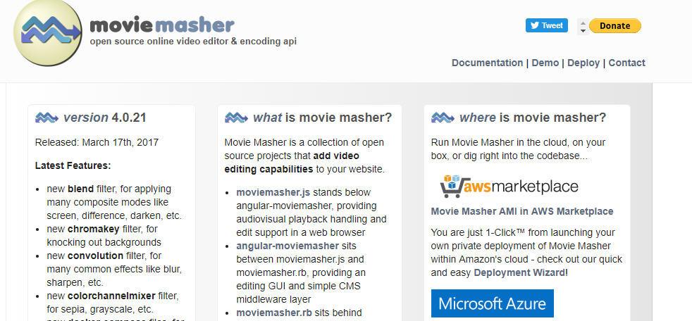 أفضل المواقع لتحرير الفيديو مجانا اون لاين