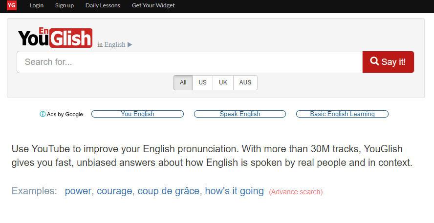 youglish learn english