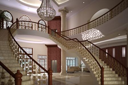 Villa Entrance Hall