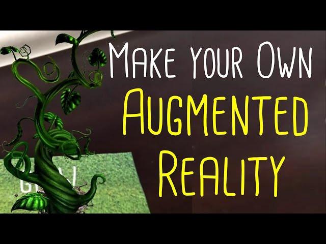 Augmented Reality تقنية الواقع المعزز