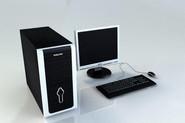 computer 3d free models