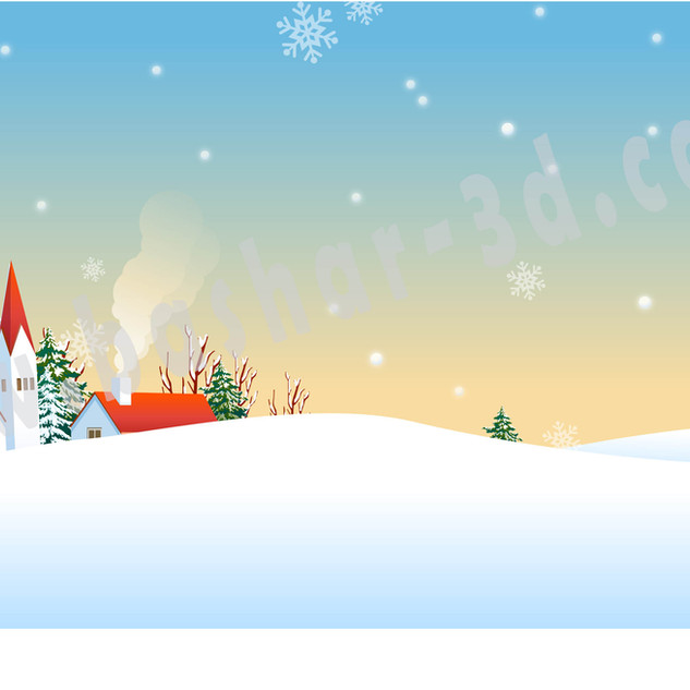 vector art snow free download