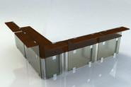 Free 3D model office desk