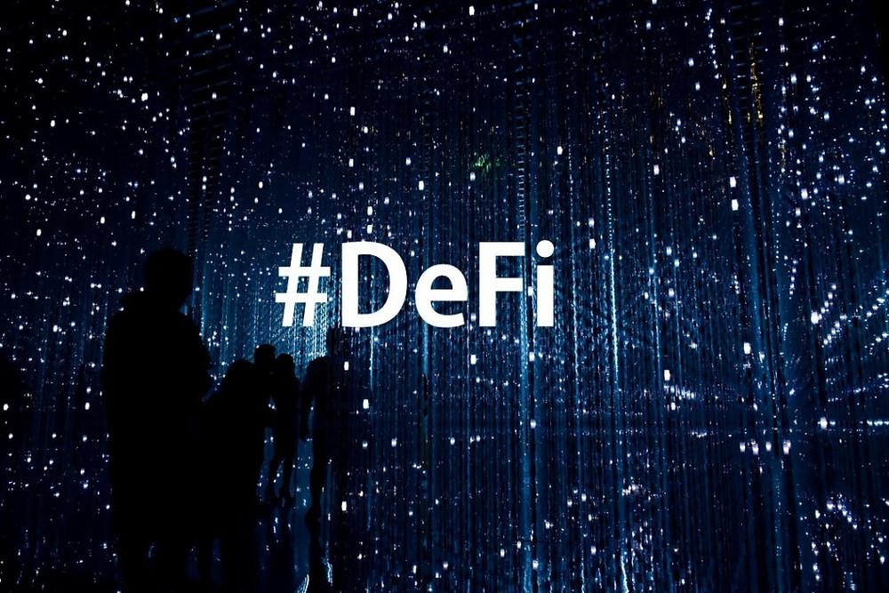 ما هو التمويل اللامركزي DeFi