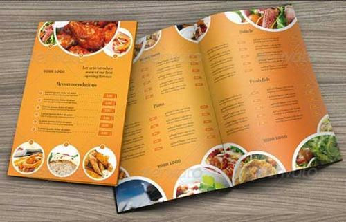 Indesign brochure