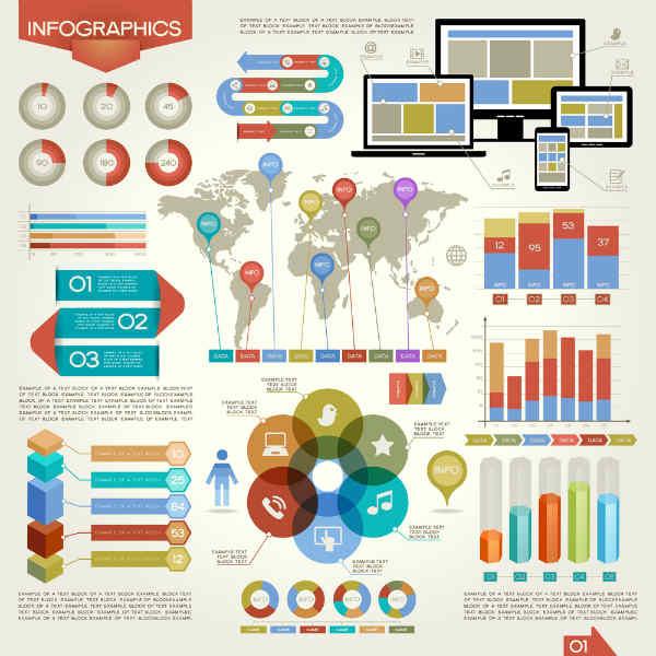 ما هو الانفوجرافيك