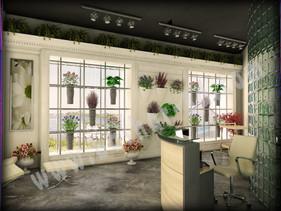 flowers shop