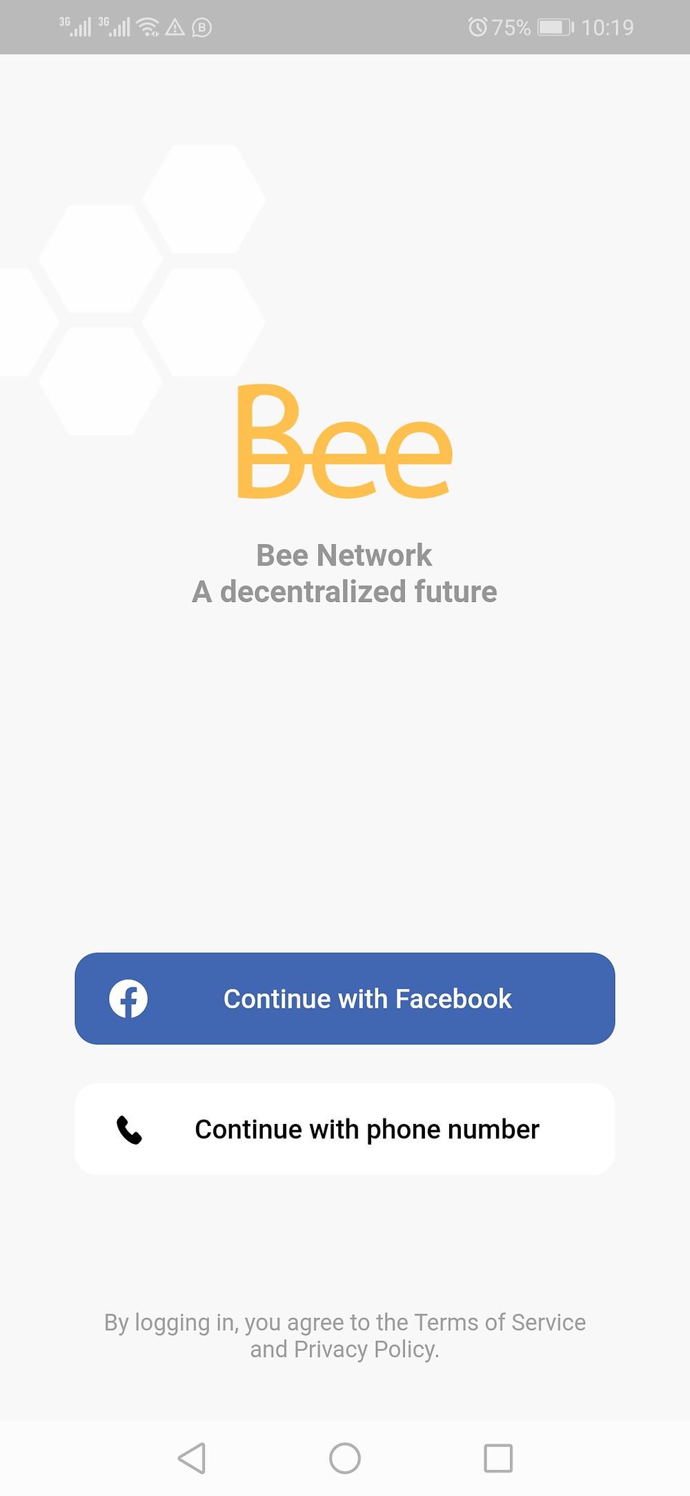 كيفية التسجيل والربح من تطبيق Bee.com