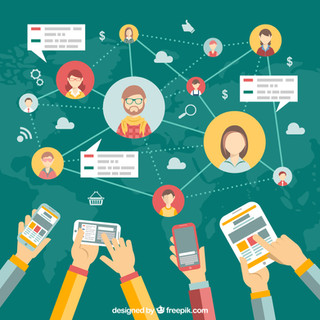 Networking-concept
