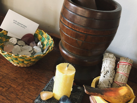 3 Ways to Create Sacred Spaces