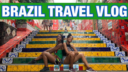 Brazil Travel Vlog
