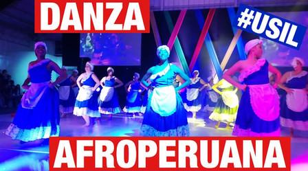 Danza Afroperuana Performance
