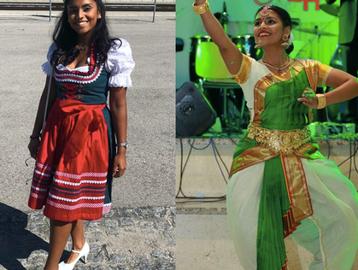 Austrian Brown Girl and Bi-Cultural Struggles