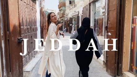 EXPLORING JEDDAH WITH THE LOCALS   SAUDI ARABIA