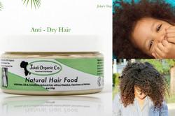 Natural Hair Food For Dry Hair!