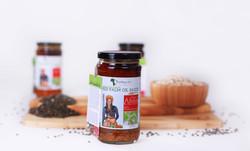 Juka's Organic Red Palm Oil Sauce