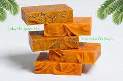 Juka's Organic Red Palm Oil Soap