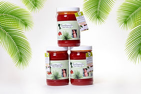 Organic red palm oil benefits