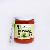 Buy Red Palm Oil 1/2 liter Juka's Organic Co.