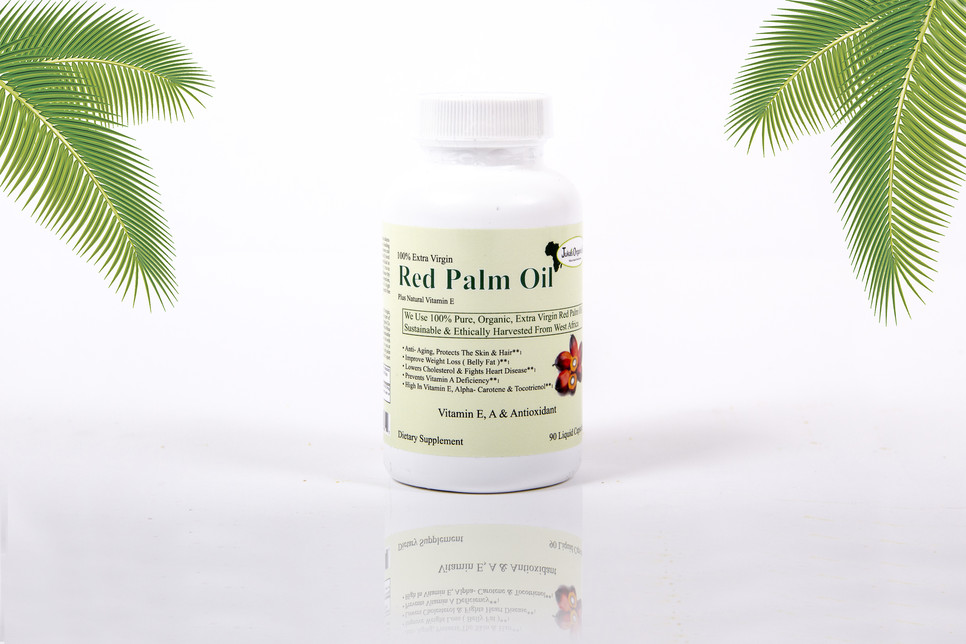 red palm oil capsules