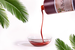 The Best Organic Red Palm Oil !