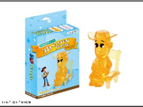 10-284-9 Crystal Puzzle 29033 Ковбой Woody