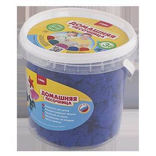 67-147 Домашняя песочница Синий  песок 1 кг