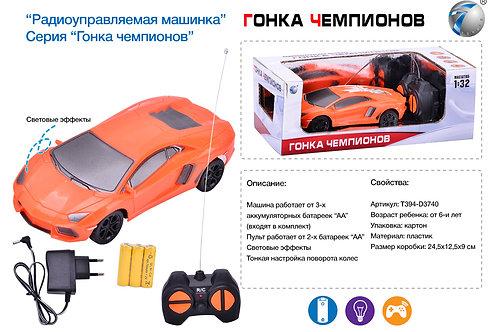 10-640-20  Машина р/у на аккум. с заряд. движ.во всех напр.