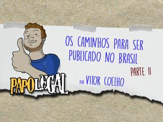 Como ser publicado no Brasil por uma editora