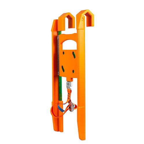 Anbauadapter Arbeits- korb, zum Enhängen – AKA-Basic