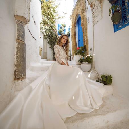 Top 5 rochii de mireasa stil printesa 2020
