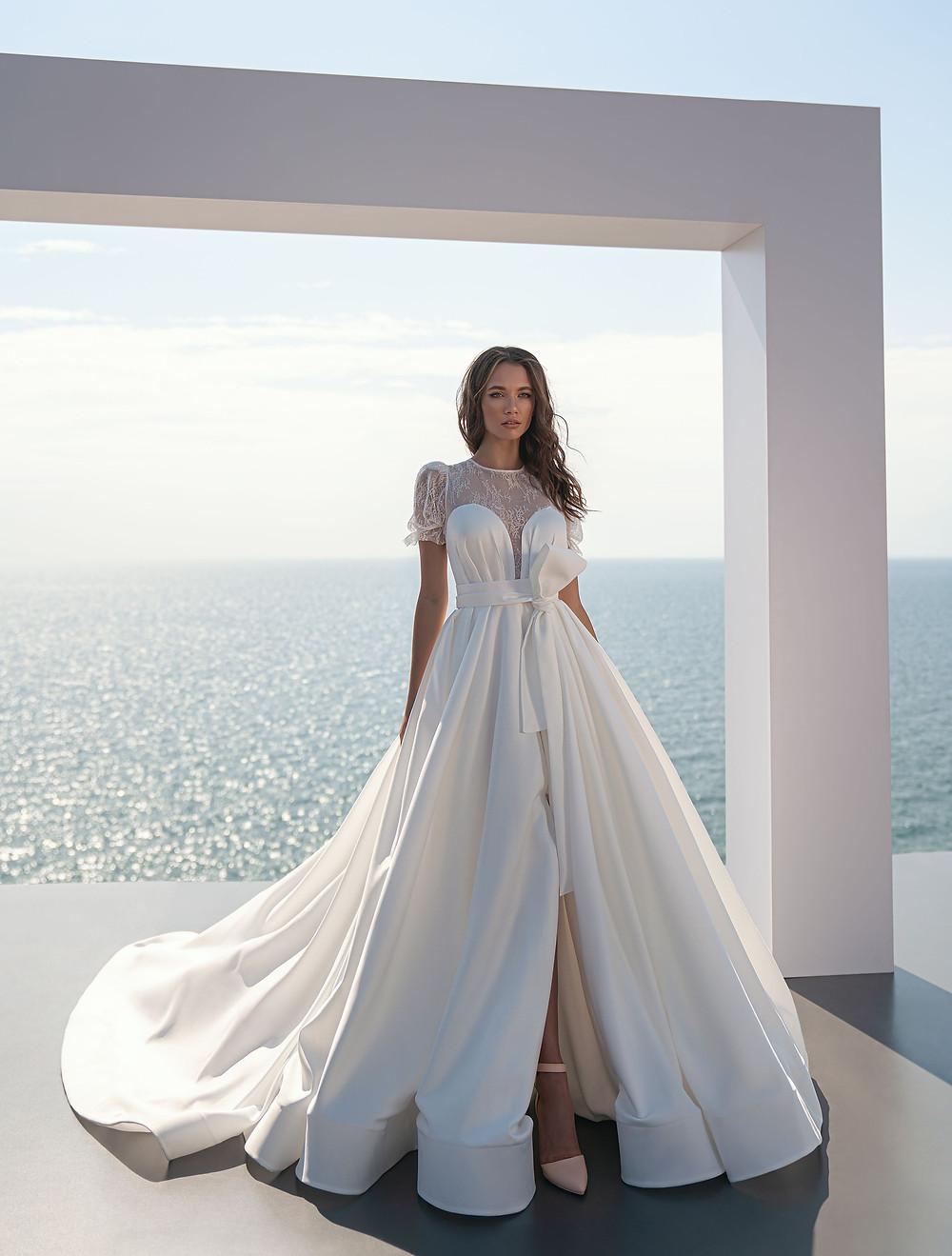 rochii de mireasa printesa, rochii de mireasa tip A, rochii de mireasa