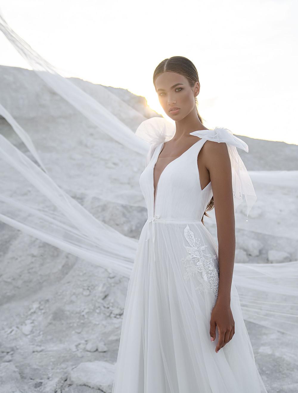 rochii de mireasa simple, rochii de mireasa A line, rochii de mireasa tip A, rochii de mireasa bucuresti