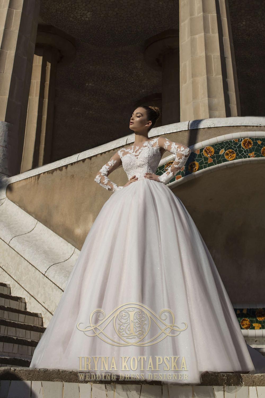 rochii de mireasa printesa, rochii de mireasa lux