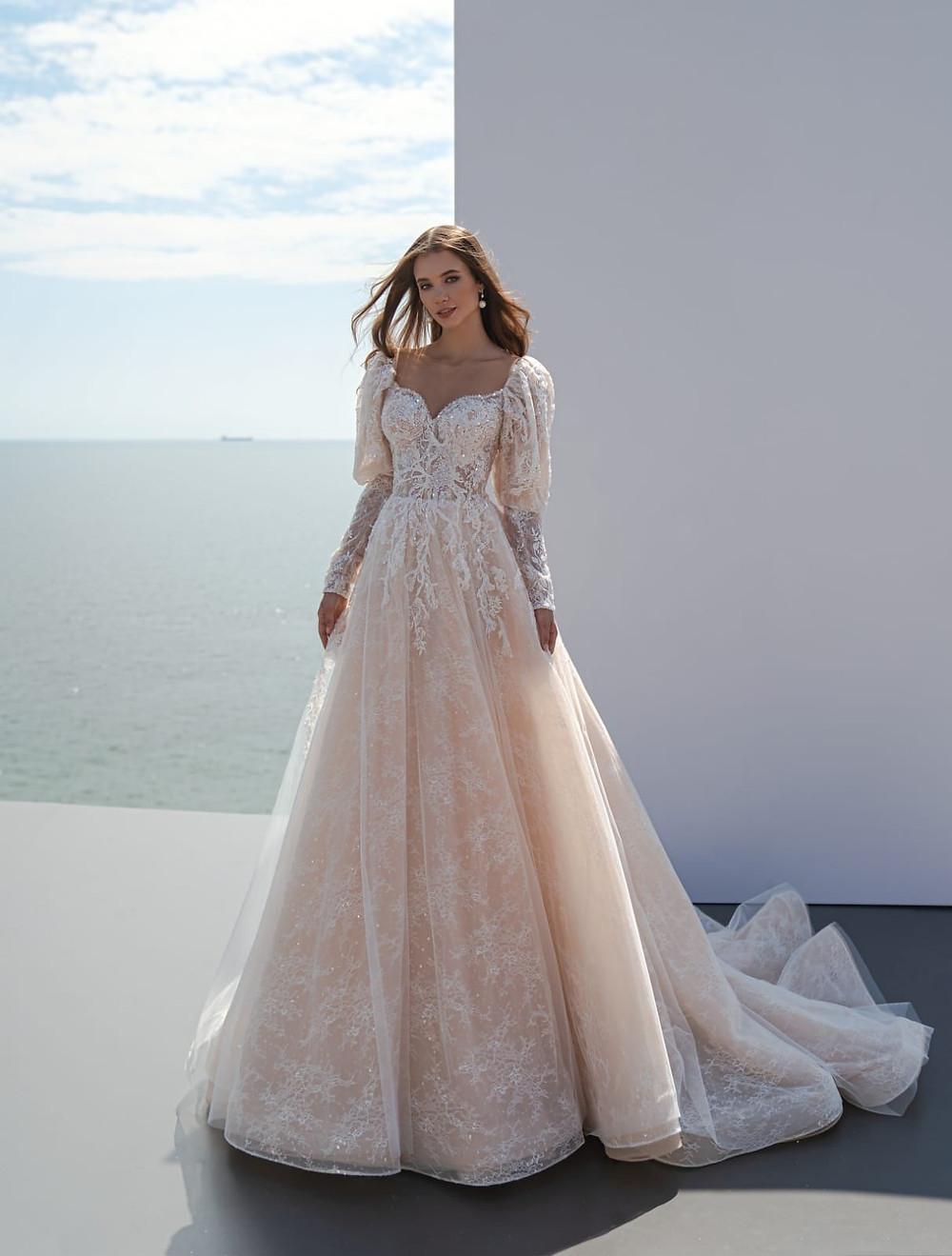 rochii mireasa, rochie mireasa, rochii de mireasa stil A