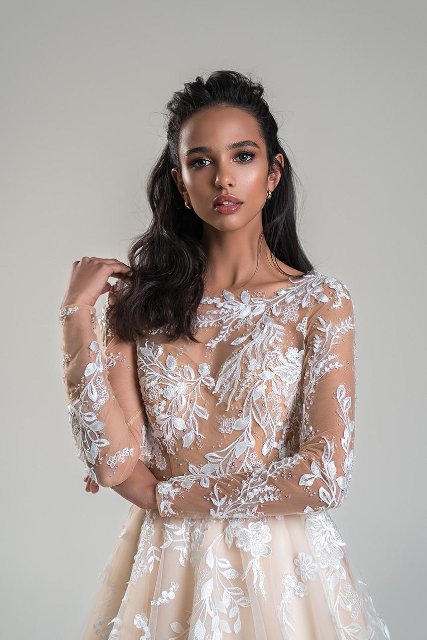 rochii de mireasa A line, rochii de mireasa de lux, rochii de mireasa designer