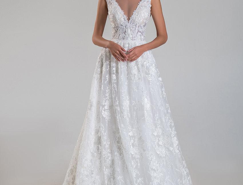 Rochie de mireasa 2020-047