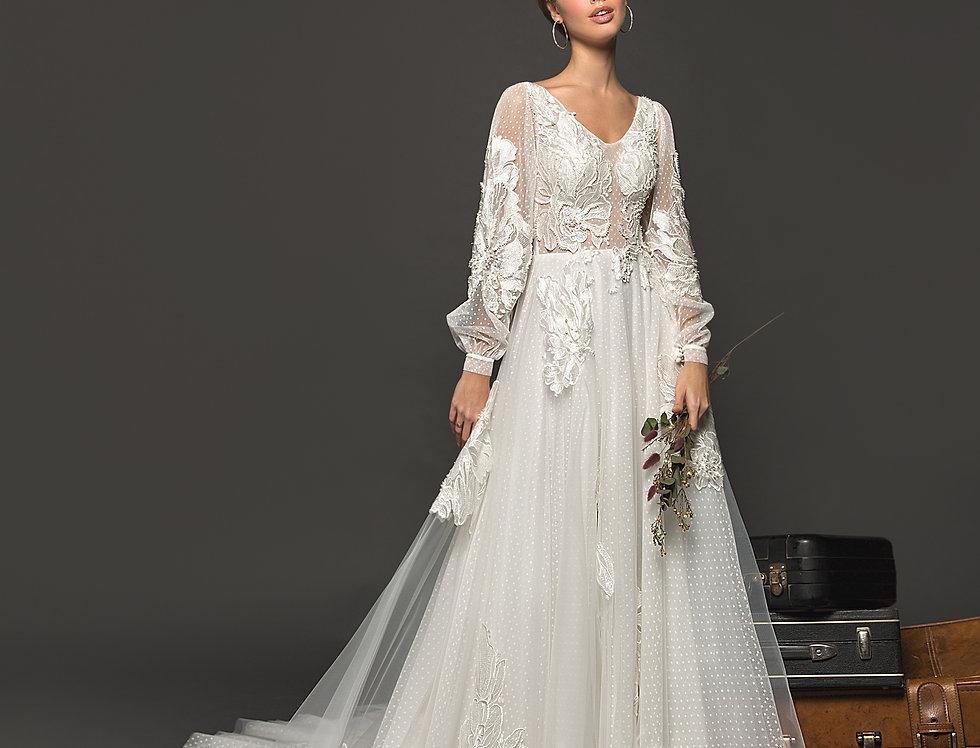 Rochie de mireasa Magnolia