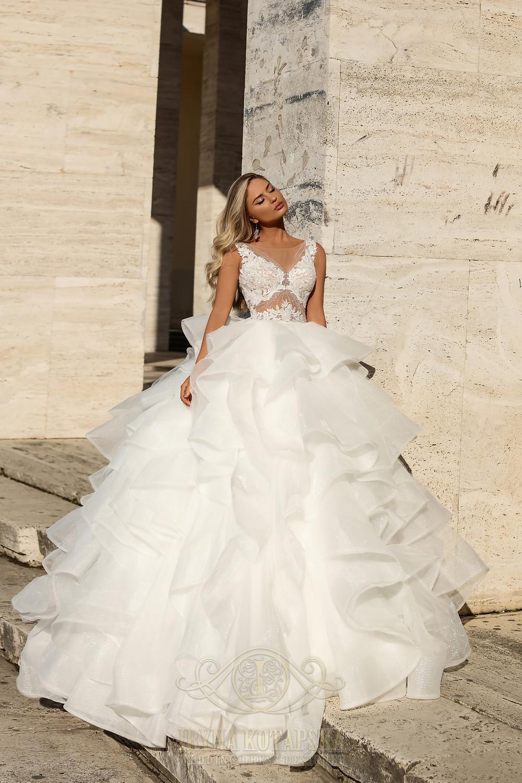 rochie de mireasa lux