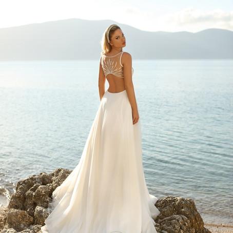 Alege o rochie de mireasa perfecta pentru o nunta in aer liber