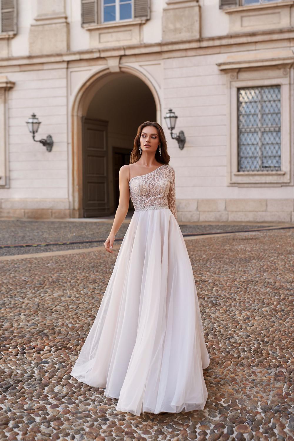 rochii de mireasa lux, rochii de mireasa ieftine, rochii de mireasa stil A