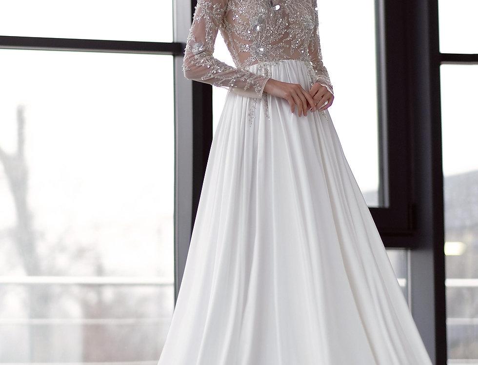 Rochie de mireasa Gia