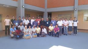 Seminaristas representam Arq. de Uberaba na Assembleia da Pastoral Vocacional do Regional Leste II