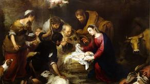 A grandeza de Deus no Natal
