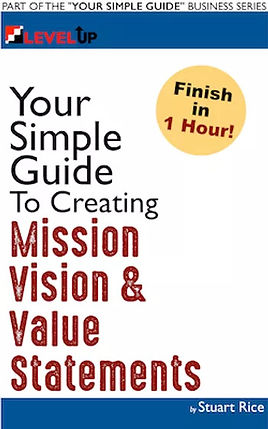 Guide to Creating Mission, Vision & Valu