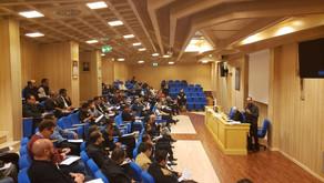Reitor  participa de encontro para formadores no Vaticano, confira!