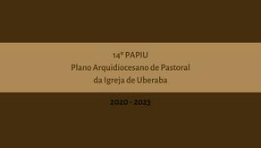 Arquidiocese de Uberaba lança 14º Plano de Pastoral (PAPIU)
