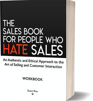 The Sales Book for People Who Hate Sales