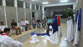 Celebração do Encontro é realizada em nosso Seminário