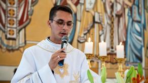 Seminarista Pablo Henrique é ordenado Diácono Transitório